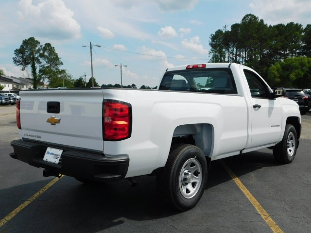 2018 Silverado 1500 Regular Cab 4x2,  Pickup #M180714 - photo 2