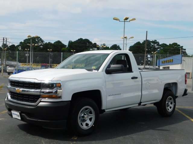 2018 Silverado 1500 Regular Cab 4x2,  Pickup #M180714 - photo 7