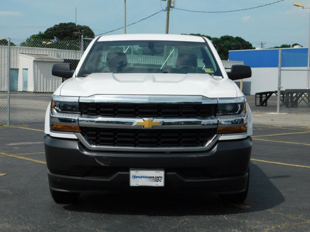 2018 Silverado 1500 Regular Cab 4x2,  Pickup #M180714 - photo 8