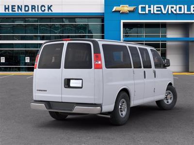 2020 Chevrolet Express 3500 4x2, Passenger Wagon #M201141 - photo 2