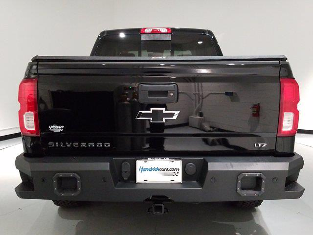 2017 Chevrolet Silverado 1500 Crew Cab 4x4, Pickup #DL02034A - photo 39