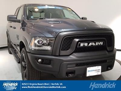 2020 Ram 1500 Quad Cab 4x4, Pickup #X29034A - photo 1