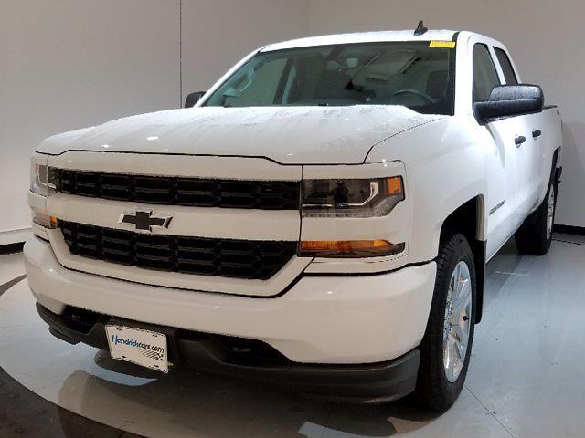 2018 Chevrolet Silverado 1500 Double Cab 4x4, Pickup #X29035 - photo 7