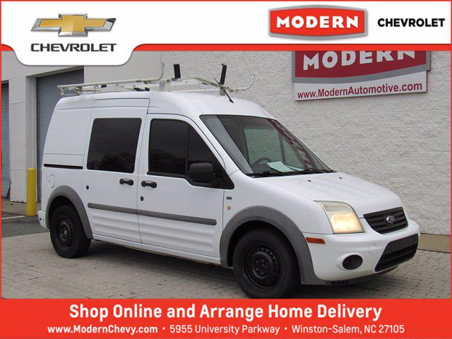 2010 Ford Transit Connect FWD, Upfitted Cargo Van #1F1695A - photo 1