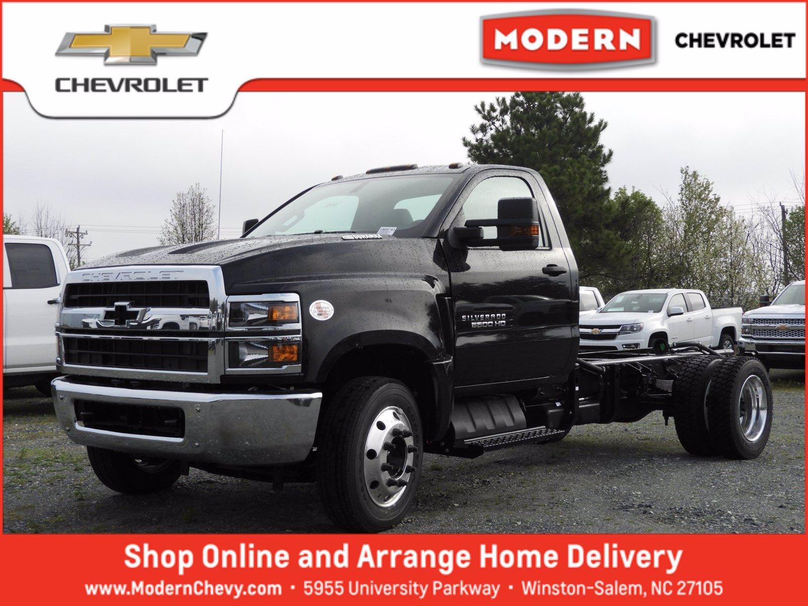 2020 Chevrolet Silverado 5500 Regular Cab DRW 4x2, Cab Chassis #1N69743 - photo 1