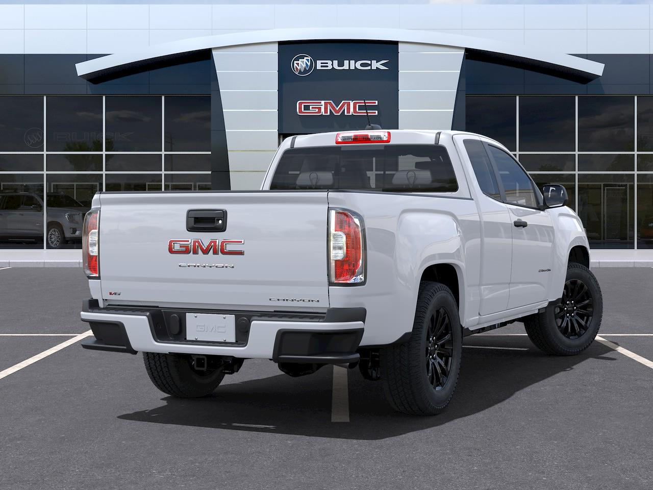 2021 Canyon Extended Cab 4x2,  Pickup #T3438 - photo 2