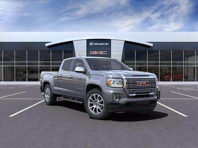 2021 GMC Canyon Crew Cab 4x4, Pickup #GM12110 - photo 1