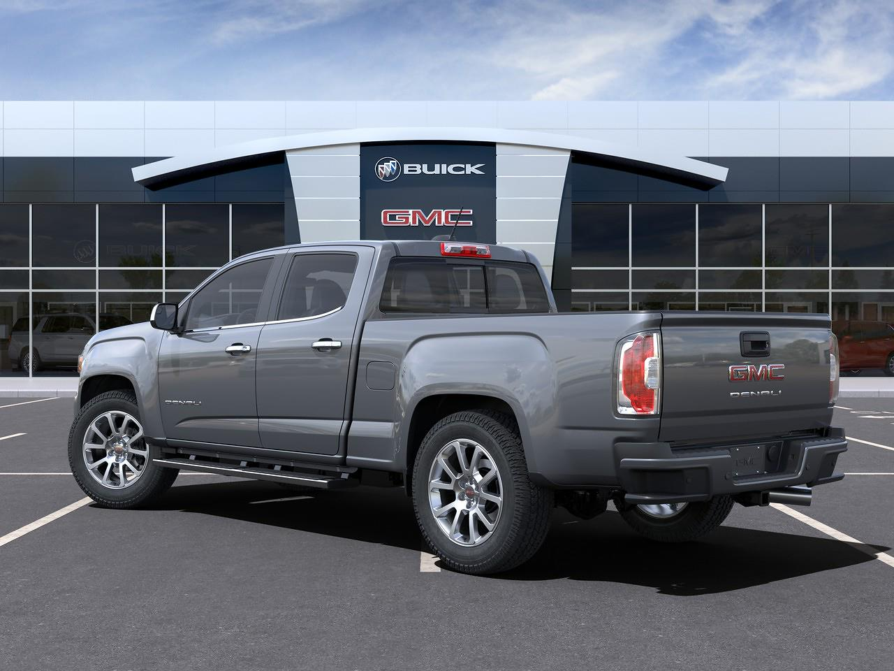 2021 GMC Canyon Crew Cab 4x4, Pickup #GM12110 - photo 24