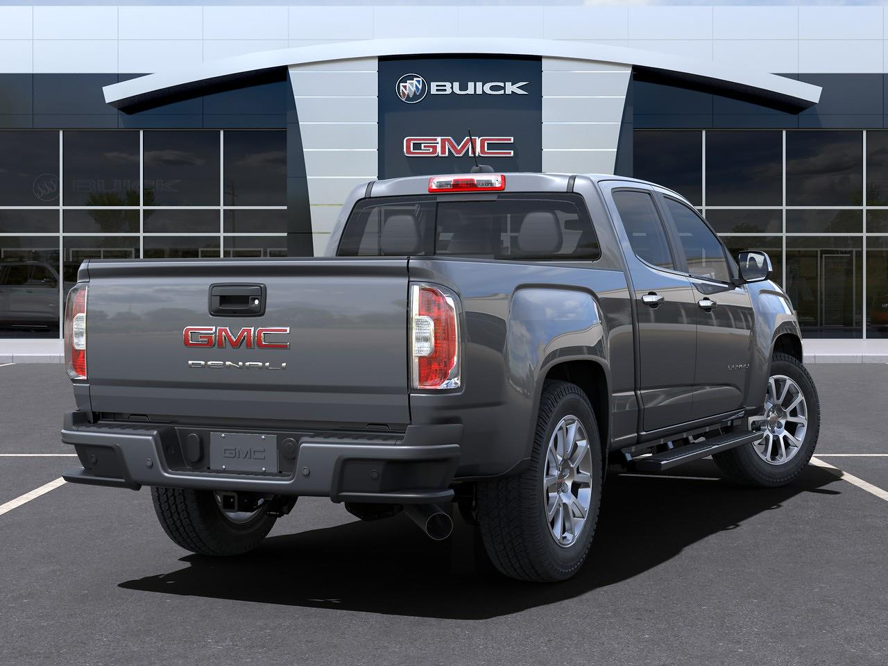 2021 GMC Canyon Crew Cab 4x4, Pickup #GM12110 - photo 22
