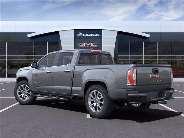 2021 GMC Canyon Crew Cab 4x4, Pickup #GM12110 - photo 4