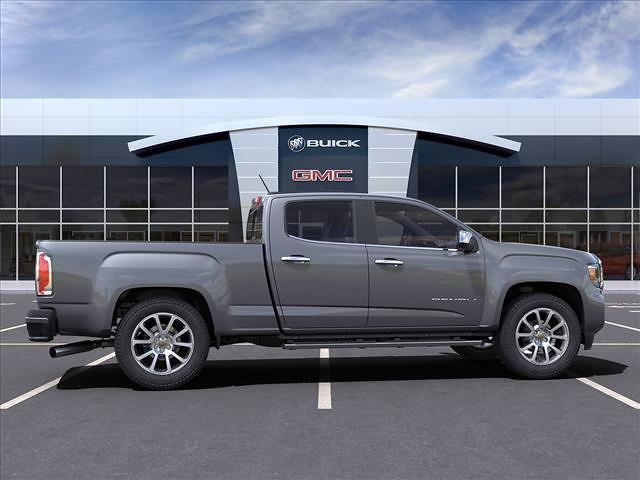 2021 GMC Canyon Crew Cab 4x4, Pickup #GM12110 - photo 5