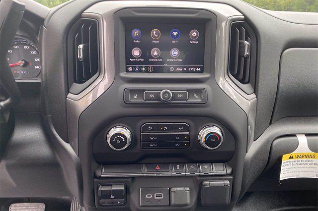 2021 Sierra 3500 Crew Cab 4x2,  Monroe Truck Equipment Service Body #G3S1139 - photo 16