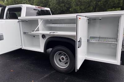 2021 Sierra 3500 Crew Cab 4x2,  Monroe Truck Equipment Service Body #G3S1139 - photo 11