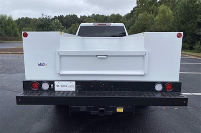2021 Sierra 3500 Crew Cab 4x2,  Monroe Truck Equipment Service Body #G3S1139 - photo 3