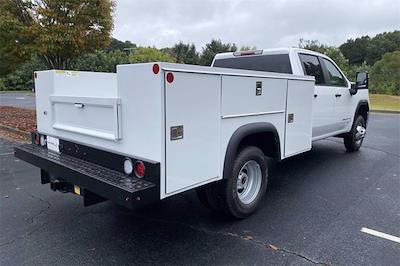 2021 Sierra 3500 Crew Cab 4x2,  Monroe Truck Equipment Service Body #G3S1139 - photo 4