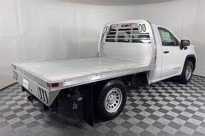 2021 Sierra 1500 Regular Cab 4x2,  Platform Body #GS3504 - photo 4