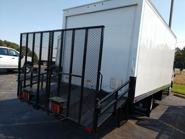 2019 LCF 3500 Crew Cab 4x2, Transport Equipment Co. Dovetail Landscape #7762 - photo 1