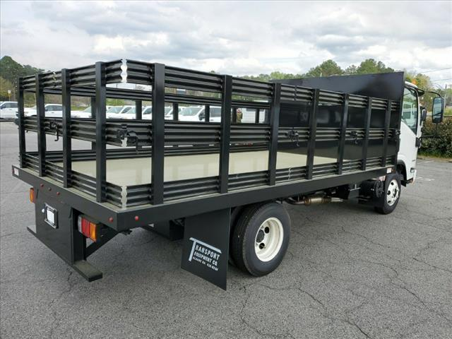 2019 Chevrolet LCF 3500 Regular Cab RWD, Transport Equipment Co. Stake Bed #8031 - photo 1
