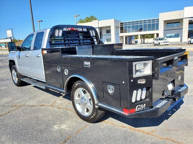 2019 Silverado 2500 Double Cab 4x2, CM Truck Beds Hauler Body #8080 - photo 1