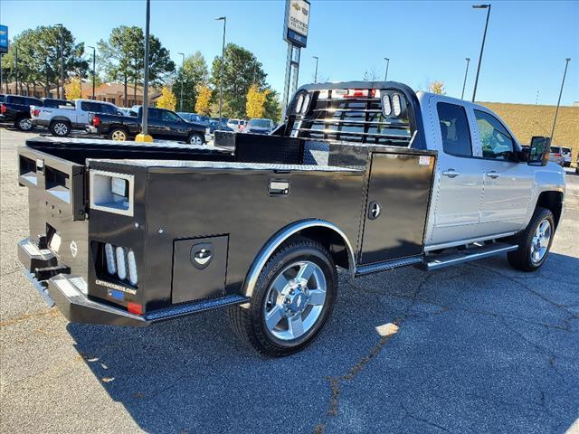 2019 Chevrolet Silverado 2500 Double Cab RWD, CM Truck Beds Platform Body #8080 - photo 1