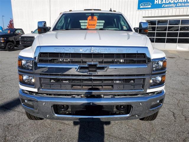 2019 Chevrolet Silverado 6500 Crew Cab DRW 4x2, CM Truck Beds ER Model Hauler Body #8106 - photo 4