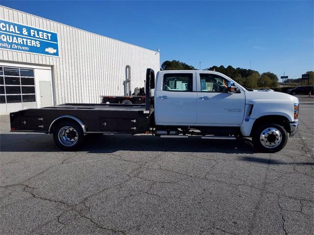 2019 Chevrolet Silverado 6500 Crew Cab DRW 4x2, CM Truck Beds ER Model Hauler Body #8106 - photo 5