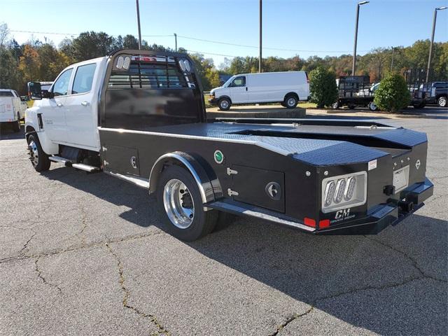 2019 Chevrolet Silverado 6500 Crew Cab DRW 4x2, CM Truck Beds ER Model Hauler Body #8106 - photo 9