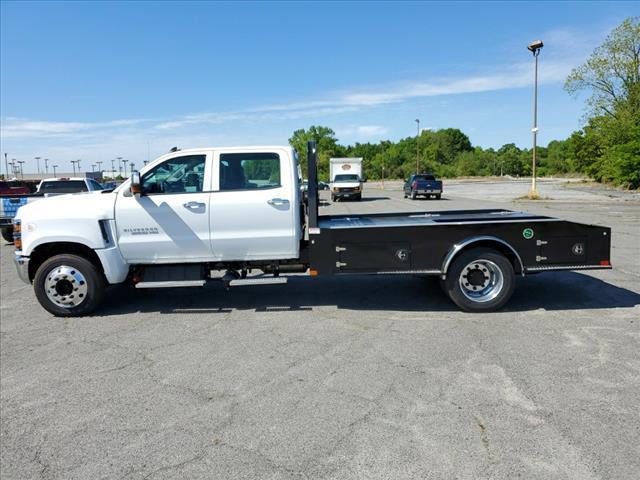 2019 Chevrolet Silverado 6500 Crew Cab DRW RWD, CM Truck Beds ER Model Hauler Body #8106 - photo 9