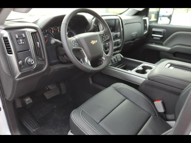 2019 Chevrolet Silverado 6500 Crew Cab DRW RWD, CM Truck Beds Hauler Body #8106 - photo 1