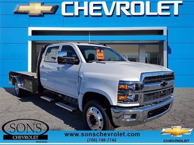 2019 Chevrolet Silverado 6500 Crew Cab DRW 4x2, CM Truck Beds ER Model Hauler Body #8106 - photo 1