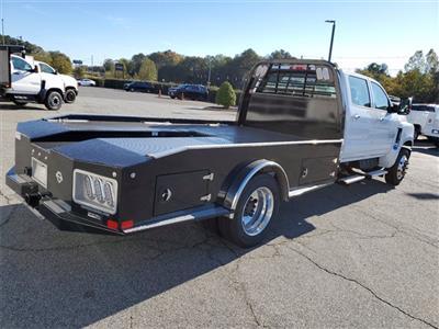 2019 Chevrolet Silverado 6500 Crew Cab DRW 4x2, CM Truck Beds ER Model Hauler Body #8106 - photo 2