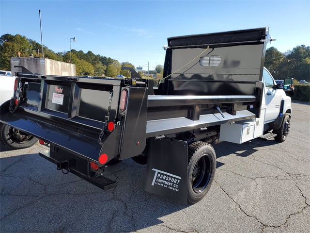 2019 Chevrolet Silverado 4500 Regular Cab DRW 4x2, Rugby Dump Body #8174 - photo 1