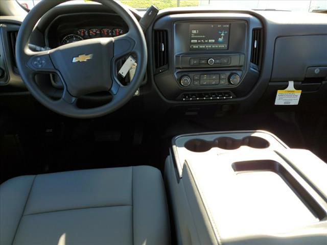 2019 Silverado 2500 Double Cab 4x2, Reading SL Service Body #8176 - photo 10