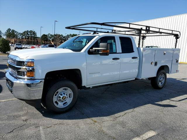 2019 Chevrolet Silverado 2500 Double Cab 4x2, Reading Service Body #8176 - photo 1
