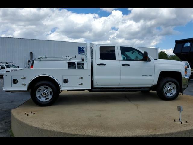 2019 Chevrolet Silverado 2500 Double Cab RWD, CM Truck Beds Hauler Body #8200 - photo 5