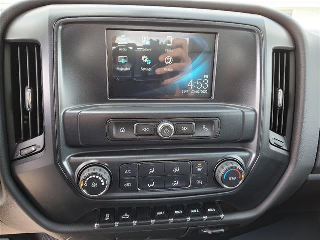 2019 Chevrolet Silverado 2500 Double Cab 4x2, Cab Chassis #8214 - photo 13