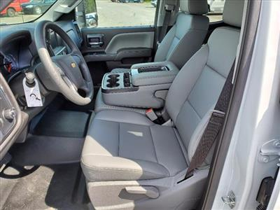 2019 Chevrolet Silverado 2500 Double Cab 4x2, Cab Chassis #8214 - photo 10