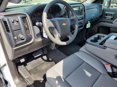 2019 Chevrolet Silverado 2500 Double Cab 4x2, Cab Chassis #8214 - photo 8