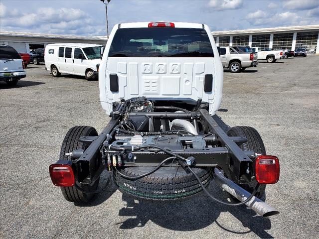 2019 Chevrolet Silverado 2500 Double Cab RWD, Cab Chassis #8251 - photo 1