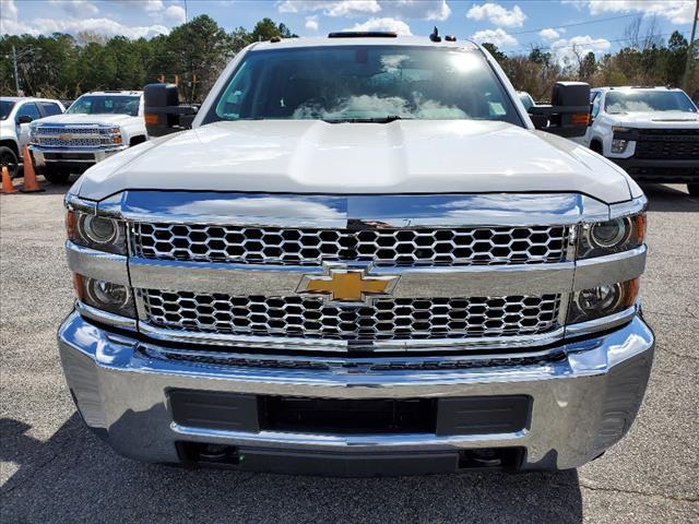2019 Chevrolet Silverado 2500 Double Cab 4x2, Cab Chassis #8251 - photo 1