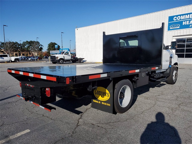 2020 Chevrolet Silverado 4500 Regular Cab DRW 4x2, Conyers Platform Body #8499 - photo 1
