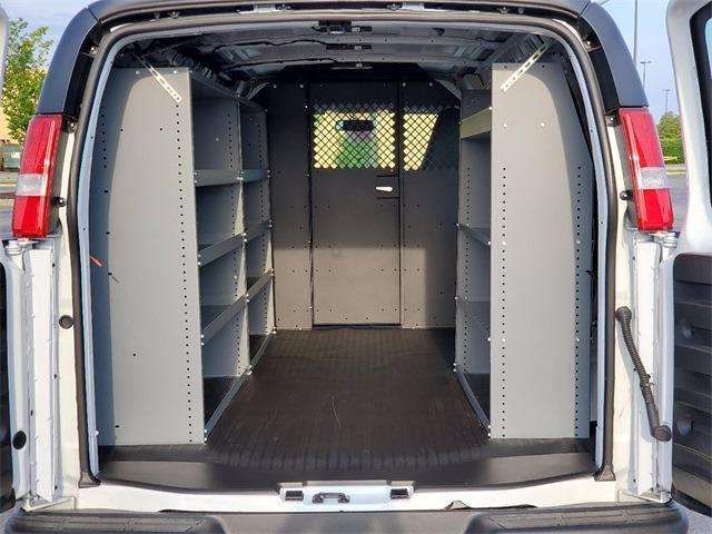 2021 Chevrolet Express 2500 4x2, Masterack Upfitted Cargo Van #9294 - photo 1