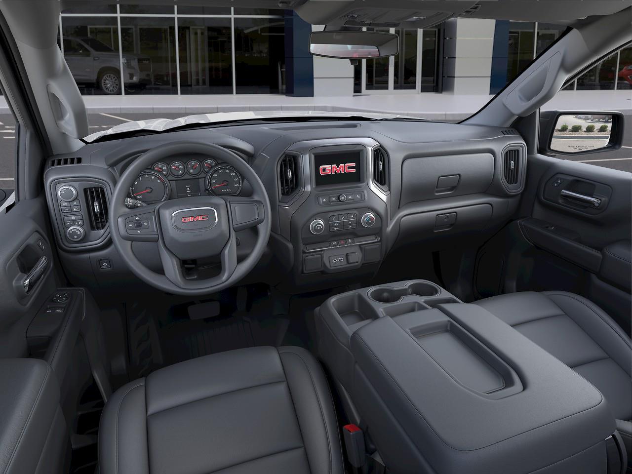 2021 GMC Sierra 1500 Regular Cab 4x4, Pickup #2A40568 - photo 12