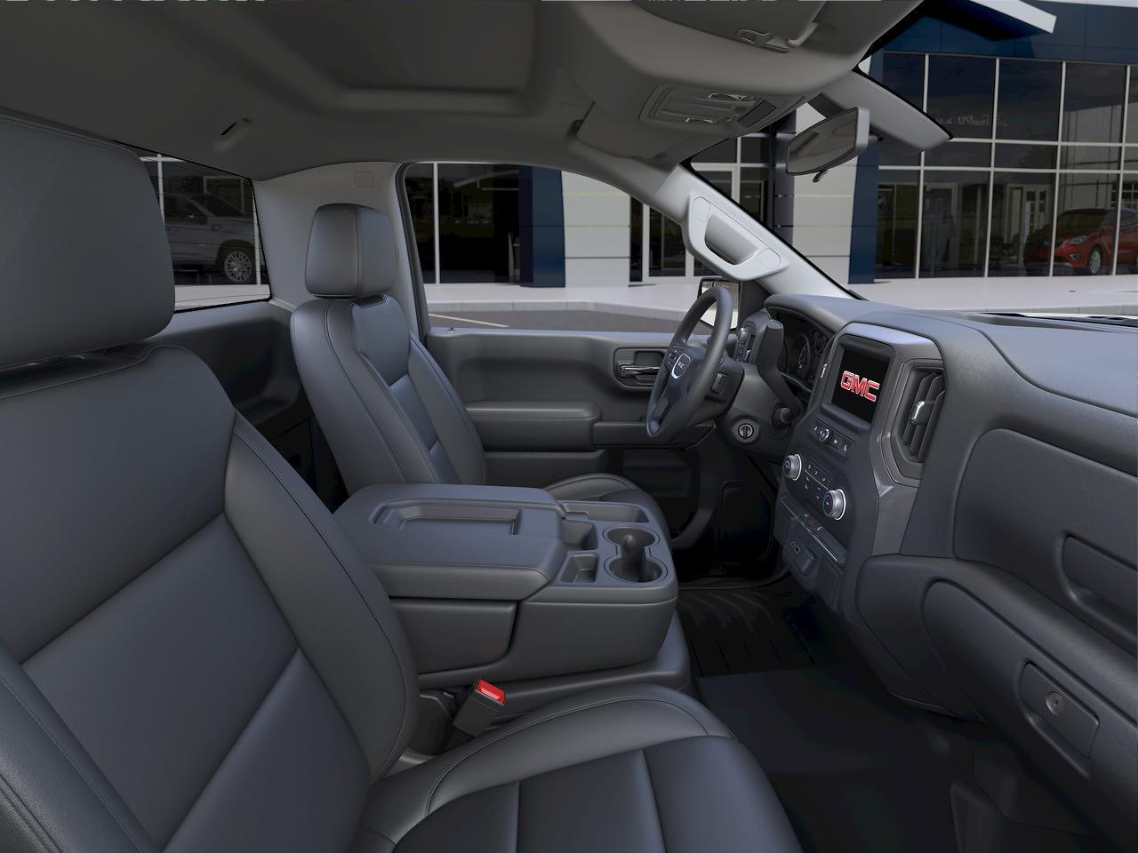 2021 GMC Sierra 1500 Regular Cab 4x4, Pickup #2A40568 - photo 14