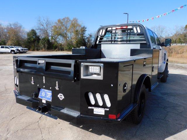 2020 Chevrolet Silverado 6500 Crew Cab DRW 4x4, CM Truck Beds Platform Body #155521 - photo 11