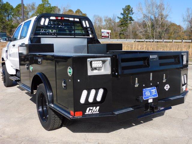 2020 Chevrolet Silverado 6500 Crew Cab DRW 4x4, CM Truck Beds Platform Body #155521 - photo 1