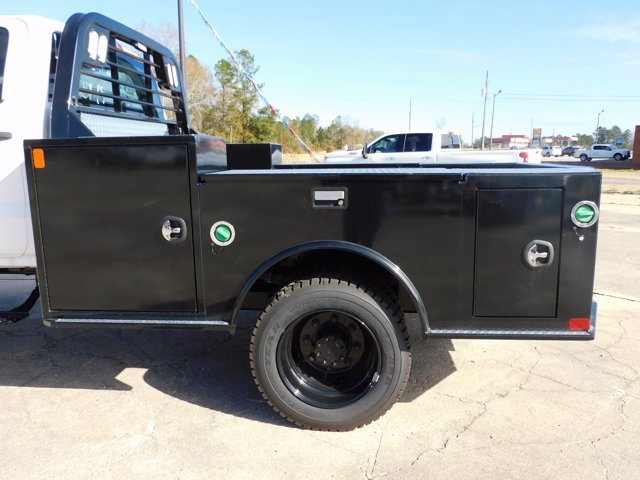 2020 Chevrolet Silverado 6500 Crew Cab DRW 4x4, CM Truck Beds Platform Body #155521 - photo 12