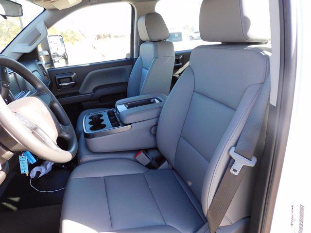 2020 Chevrolet Silverado 6500 Crew Cab DRW 4x4, CM Truck Beds Platform Body #155521 - photo 21