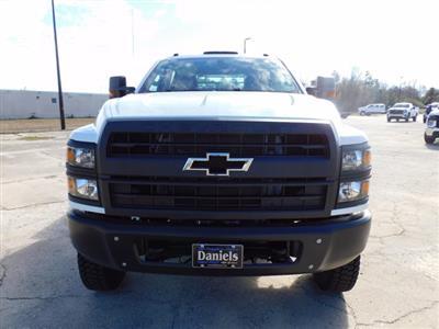 2020 Chevrolet Silverado 6500 Crew Cab DRW 4x4, CM Truck Beds Platform Body #155521 - photo 5