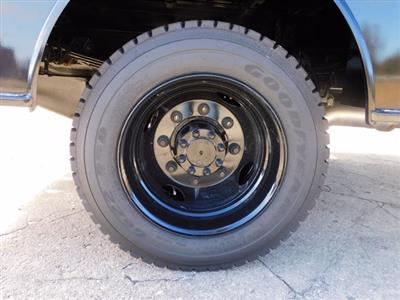 2020 Chevrolet Silverado 6500 Crew Cab DRW 4x4, CM Truck Beds Platform Body #155521 - photo 8
